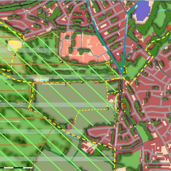 Liberton Landscape & Planning Context