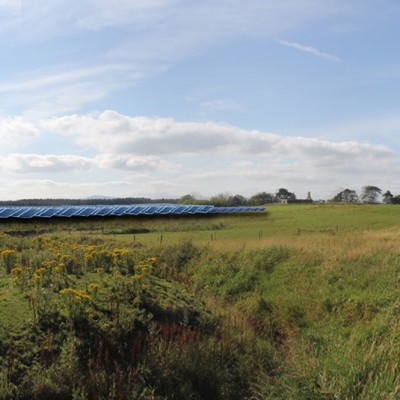 Solar Facility, South Lanarkshire