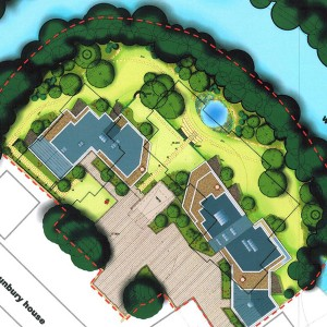 Belford Lodge concept masterplan