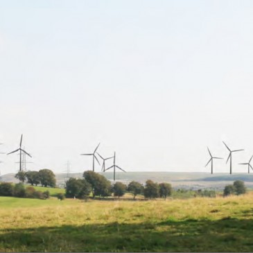 Wind Turbines Applications in South Lanarkshire