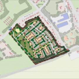 Residential Development at Beveridge Row, Dunbar