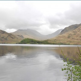 Gamekeepers Lodge, Loch Etive, Argyll and Bute