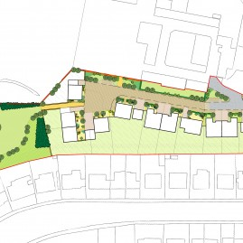 Residential development, Liberton, Edinburgh
